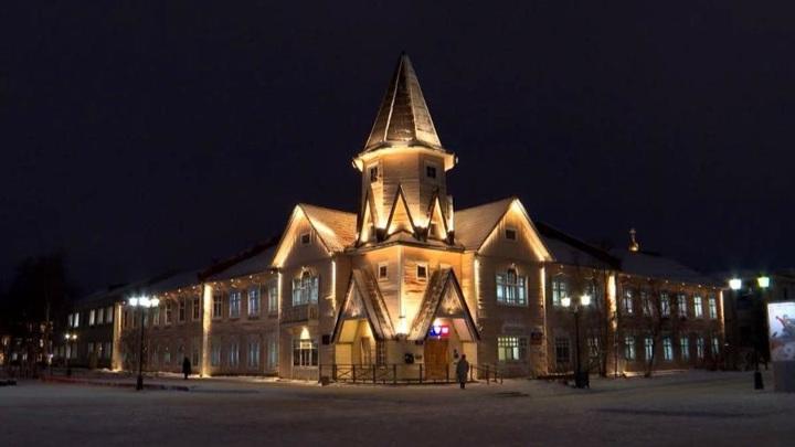 ВНарьян-Маре наступила полярная ночь
