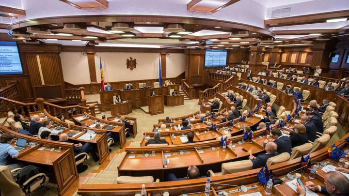 Парламент Молдавии распущен, объявлены досрочные выборы