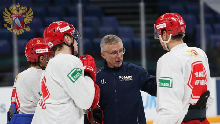 Тренер молодёжной сборной по хоккею Игорь Ларионов делает ставку на дисциплину и характер