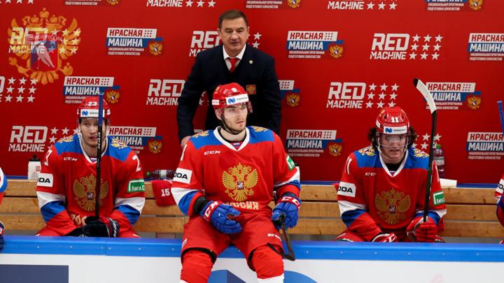 Валерий Брагин: сборная под нагрузкой, но в игре есть позитив
