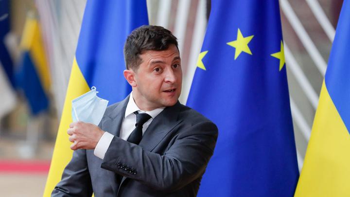 """Зеленский предложил добавить в переговоры по Донбассу """"мощных игроков"""""""