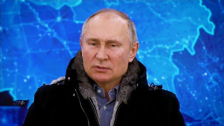 Путин традиционно посетит на Рождество один из регионов России