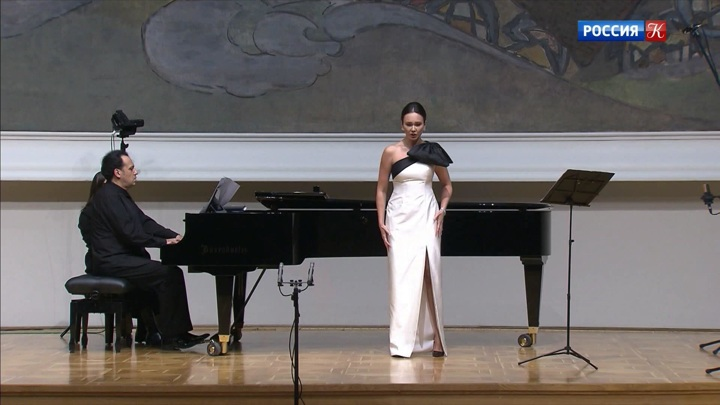 Аида Гарифуллина выступила на «Т фестивале»