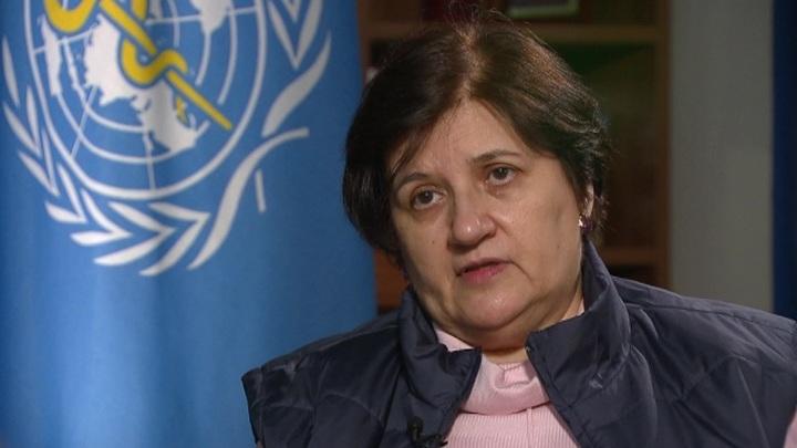 Представитель ВОЗ в России: вторая волна не закончилась