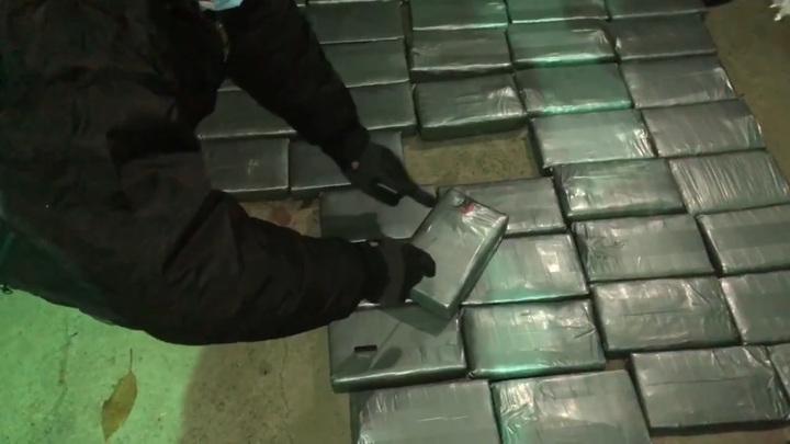 """Служба безопасности Украины """"потеряла"""" 9 килограммов конфискованного кокаина"""