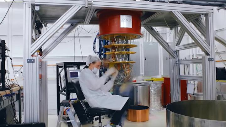 В России будет свой квантовый компьютер