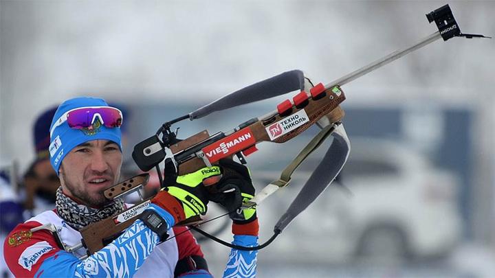 Биатлонист Логинов попал в состав сборной на первый этап Кубка мира