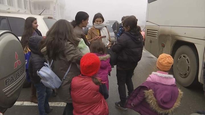 Более 44тыс беженцев вернулись в Нагорный Карабах