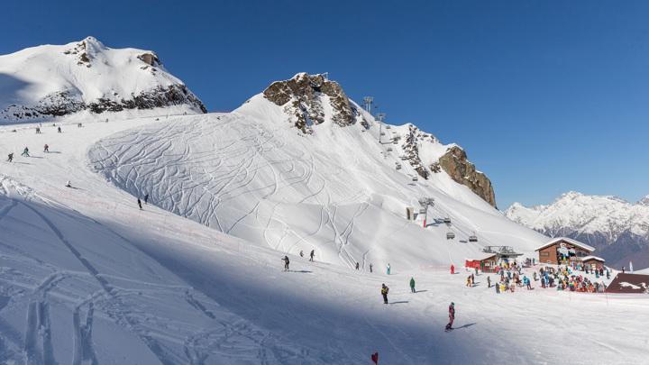 Италия продлиладо15февраля запрет накатание нагорных лыжахв другихстранах Европы