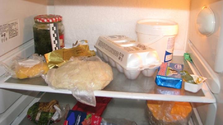 У липчанина в холодильнике нашли 171 грамм марихуаны