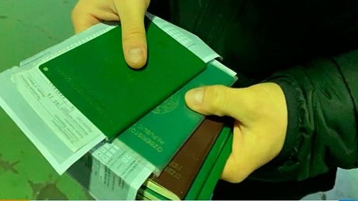В Петербурге выявили нелегалов, трудоустроенных по поддельным документам