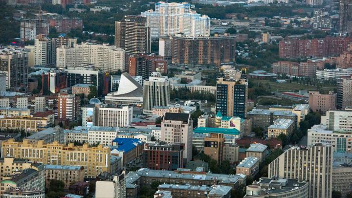 Более тысячи домов остались без света в Новосибирске