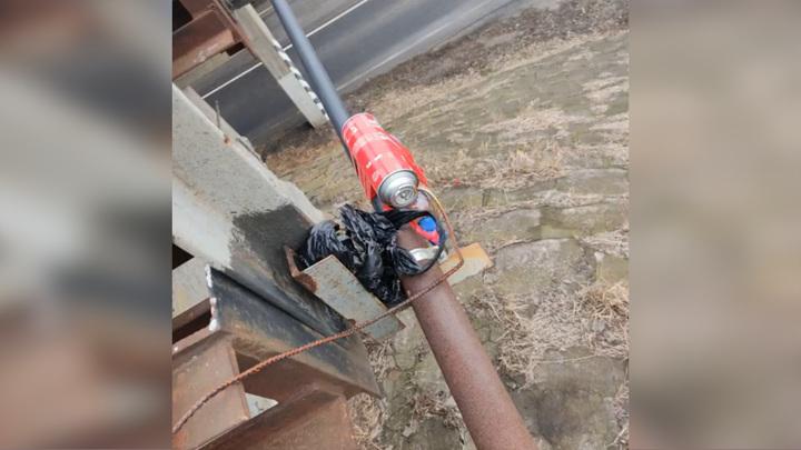 Взрывное устройство обезврежено на железной дороге в Краснодарском крае