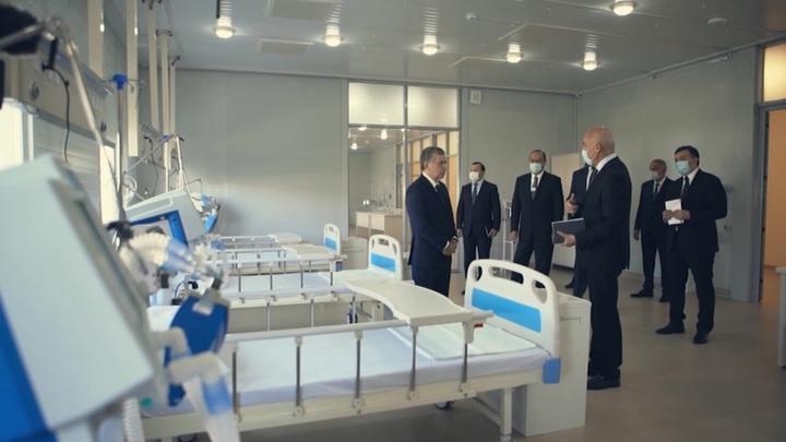 Узбекистан готовится к саммиту ШОС