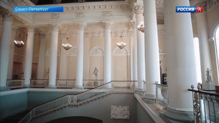 Завершена реставрация Михайловского замка