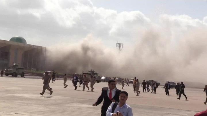 В центре йеменского города Мариб прогремел взрыв