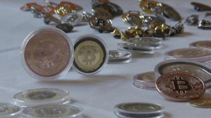 Стоимость биткоина поставила рекорд