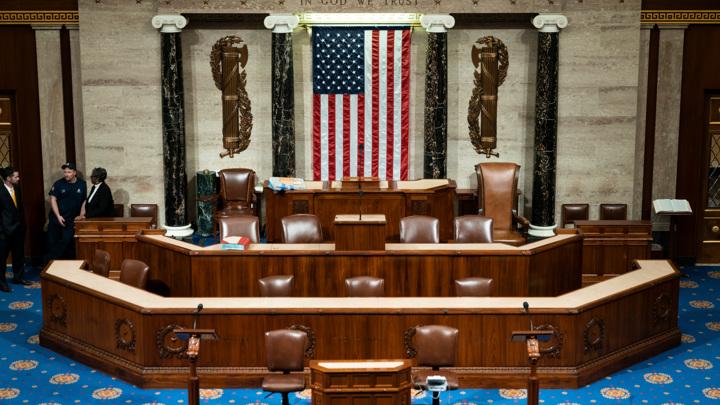 Палата представителей США приняла бюджет c новыми санкциями против РФ