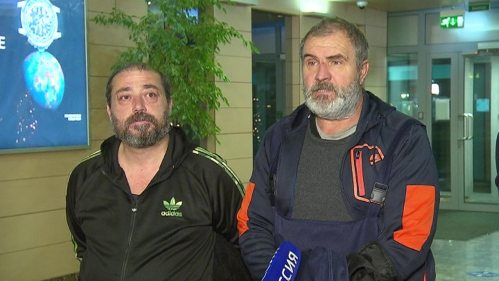 Освобожденные из ливийского плена россияне рассказали о пытках и избиениях