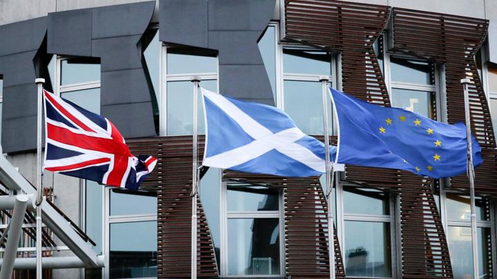"""Лондон """"на деле"""" покажет шотландцам, что вместе лучше"""