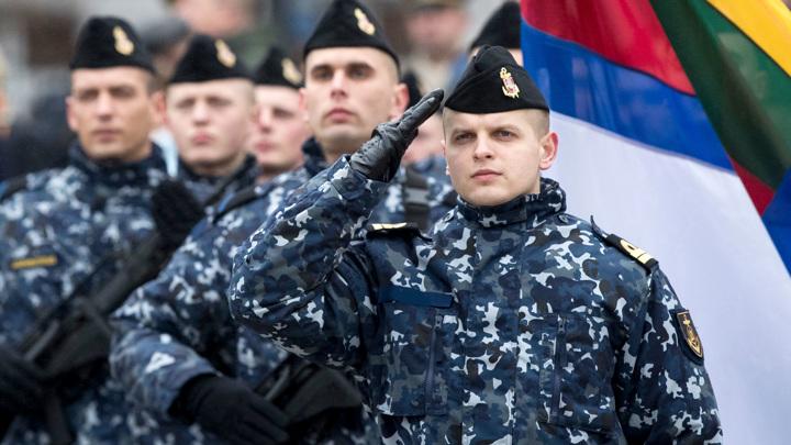 Литва отправила на Украину пятую группу военных инструкторов
