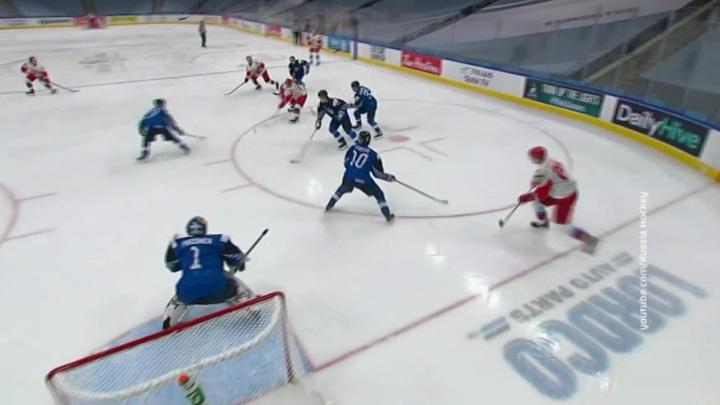 Хоккеисты России впервые с 2018 года остались без наград молодежного чемпионата мира