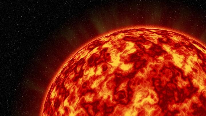 На Солнце произошли семь вспышек