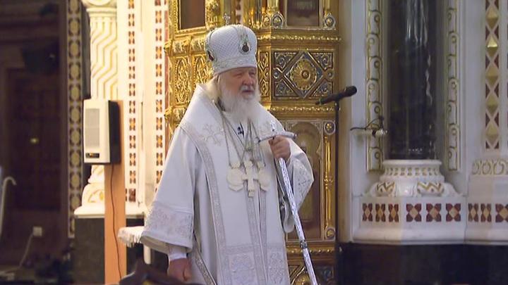 Патриарх Кирилл призвал молиться о скорейшем исцелении больных коронавирусом