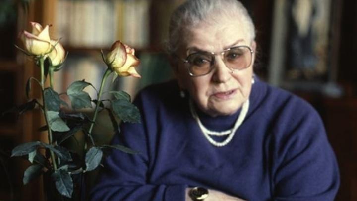 110 лет со дня рождения Марии Мироновой