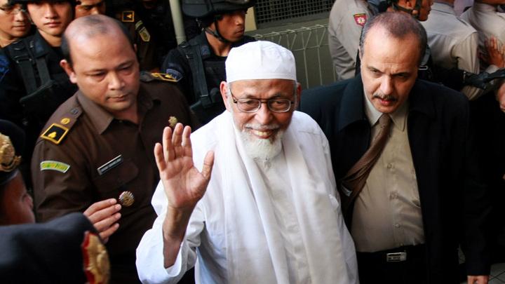 Опаснейший экстремист выпущен из тюрьмы в Индонезии