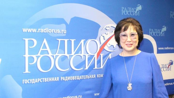 Светлана Галсановна Чойжинимаева