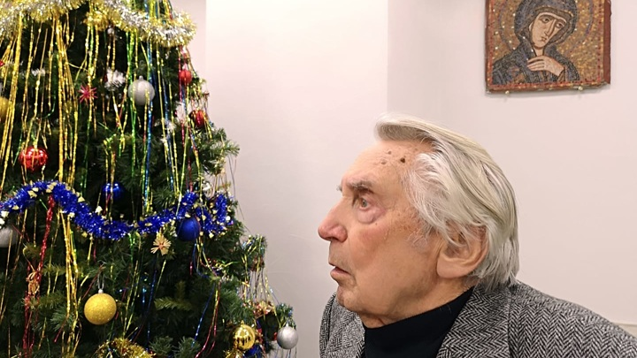 Скончался художник Валентин Сидоров
