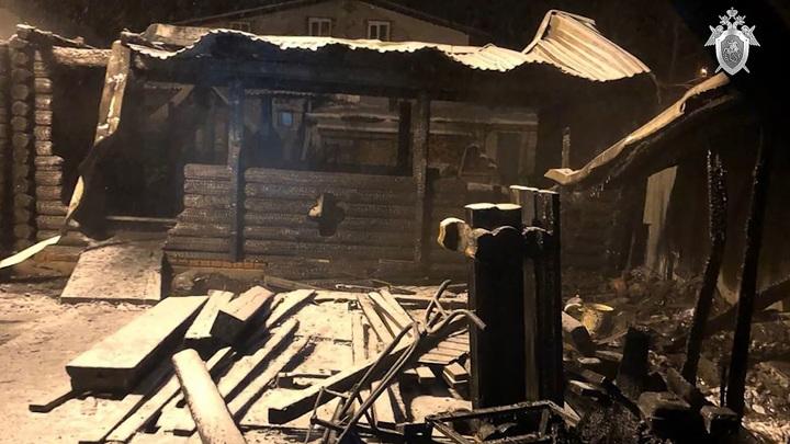 Установлены имена погибших при пожаре в доме престарелых под Тюменью