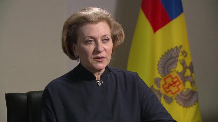 Попова рассказала о зарубежных и отечественных штаммах коронавируса