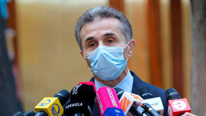 """Основатель """"Грузинской мечты"""" миллиардер Иванишвили уходит из политики"""