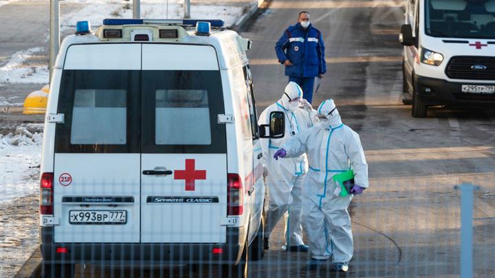 Год коронавирусу в России: от первого пациента до вакцинации