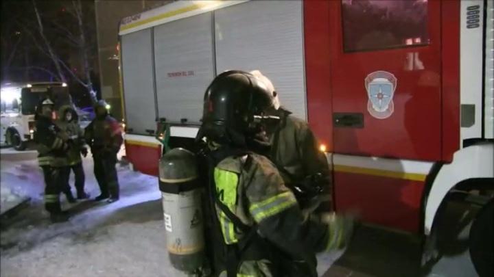 Потушен пожар в доме, где жил Лебедев-Кумач