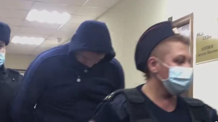 Арестован водитель, врезавшийся в автобусы с солдатами-срочниками