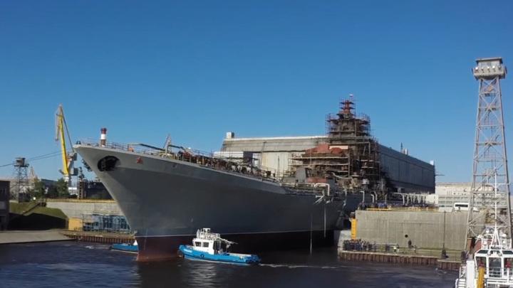 Крупнейший крейсер в мире станет флагманом российского флота