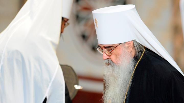 Большая утрата: в Белоруссии умер митрополит Филарет