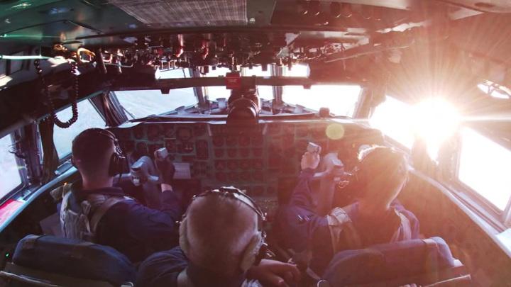 Военно-транспортная авиация в Твери встречает пополнение