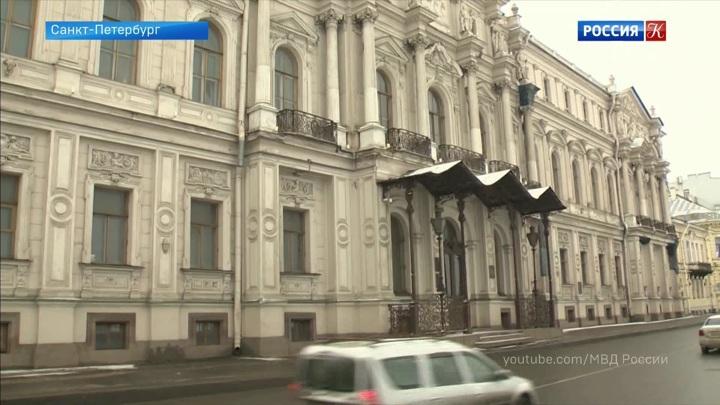 Задержан подозреваемый в краже ценностей из архивов Петербурга