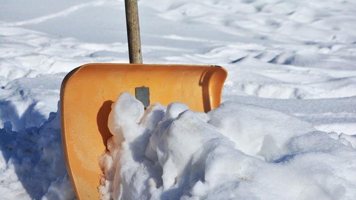 Жилой дом частичного обрушился, не выдержав тяжести снега
