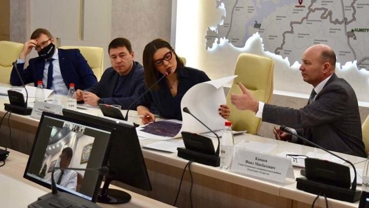 Тукаевский район может стать транспортным хабом Татарстана