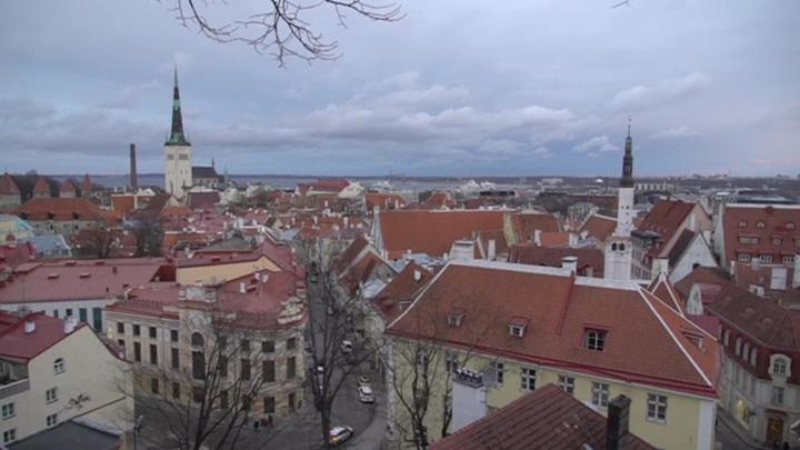 Эстония высылает российского дипломата
