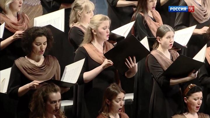 Концерт памяти Мариса Янсонса прошел в Санкт-Петербурге