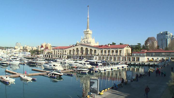 В Сочи к лету планируют запустить морское такси