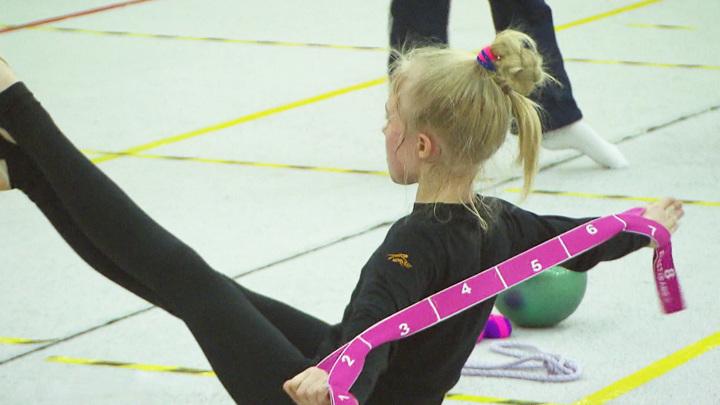 Тренировка 6-летней гимнастки закончилась черепно-мозговой травмой