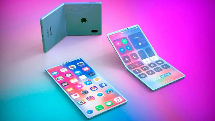 Bloomberg сообщает о разработке складного iPhone