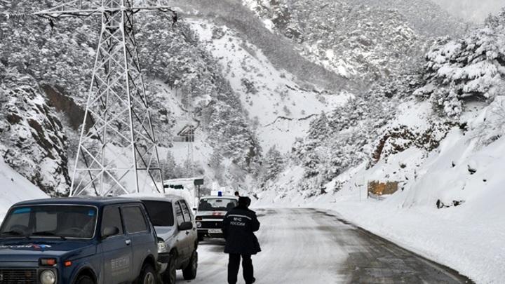 Транскавказская автомагистраль будет закрыта до особого распоряжения